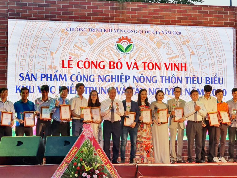 san-pham-cong-nghiep-nong-thon-tieu-bieu-khu-vuc-mien-trung-tay-nguyen-2020